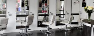 Macadamia salon chairs