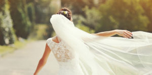 Wedding hair services