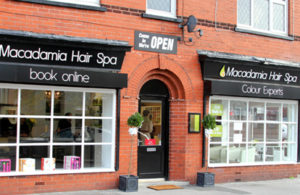 Macadamia Hair Spa in Widnes